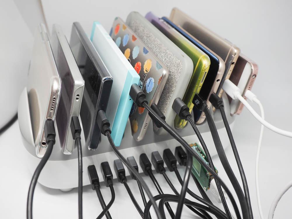 10支手機同時充電-ORICO DUK-10P-40