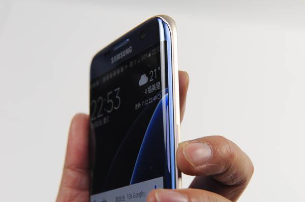 開箱 Galaxy S7 edge 冰湖藍-103