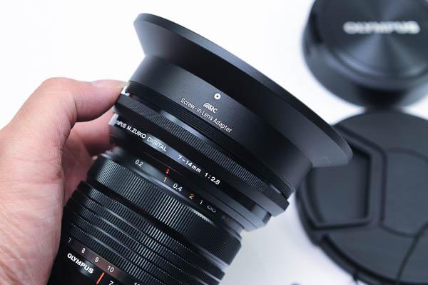 OLYMPUS 7-14 mm F2.8 PRO 專用遮光罩+UV 保護鏡、 STC 105mm CPL 偏光鏡、ND64 減光鏡 -13