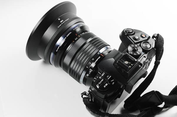 OLYMPUS 7-14 mm F2.8 PRO 專用遮光罩+UV 保護鏡、 STC 105mm CPL 偏光鏡、ND64 減光鏡 -23