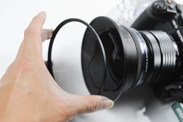 OLYMPUS 7-14 mm F2.8 PRO 專用遮光罩+UV 保護鏡、 STC 105mm CPL 偏光鏡、ND64 減光鏡 -57
