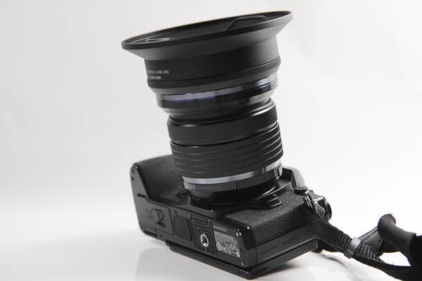 OLYMPUS 7-14 mm F2.8 PRO 專用遮光罩+UV 保護鏡、 STC 105mm CPL 偏光鏡、ND64 減光鏡 -21