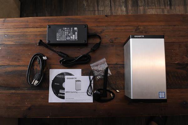 技嘉 BRIX Gaming UHD 超微型電競電腦套件-6