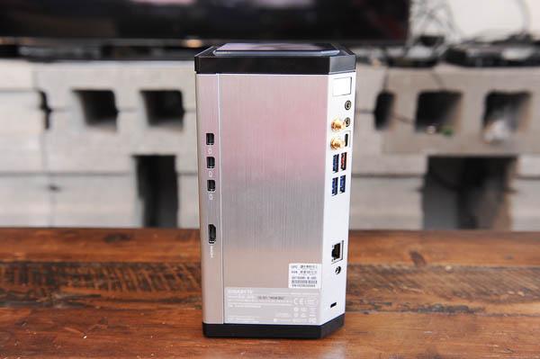 技嘉 BRIX Gaming UHD 超微型電競電腦套件-16