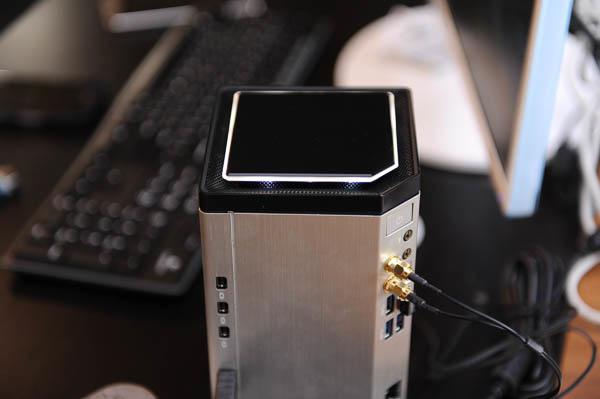 技嘉 BRIX Gaming UHD 超微型電競電腦套件-76