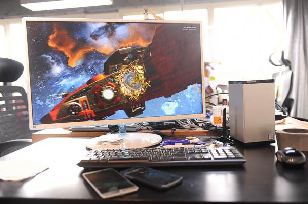 技嘉 BRIX Gaming UHD 超微型電競電腦套件-66