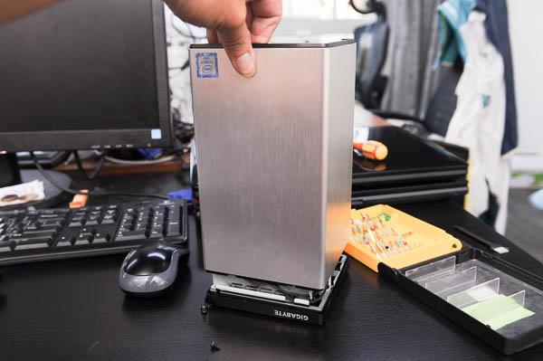 技嘉 BRIX Gaming UHD 超微型電競電腦套件-93