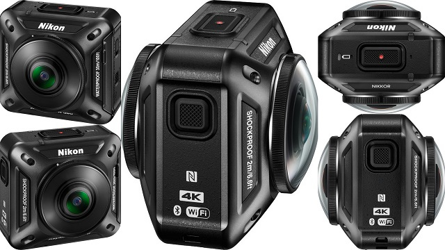 Nikon-KeyMission-360-4K-Action-Camera-CES-2016