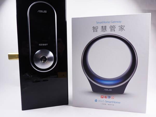 asus 華碩智慧電子門鎖-Smart Home-59