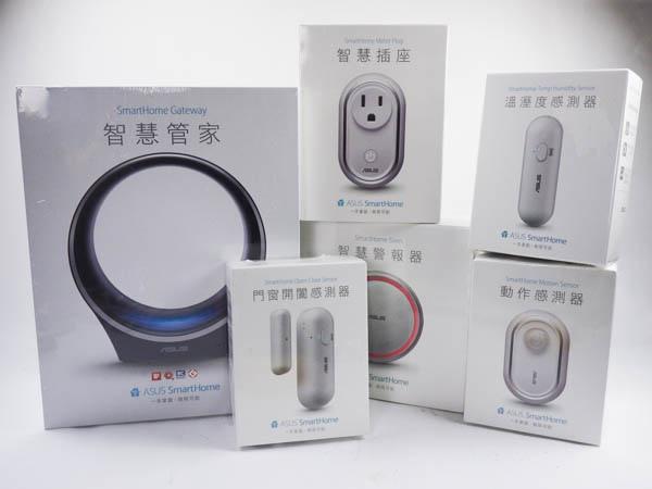 asus 華碩智慧電子門鎖-Smart Home-1