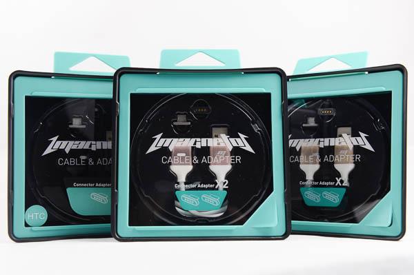 有呼吸燈的磁吸充電線-OKD Magneto Cable -3