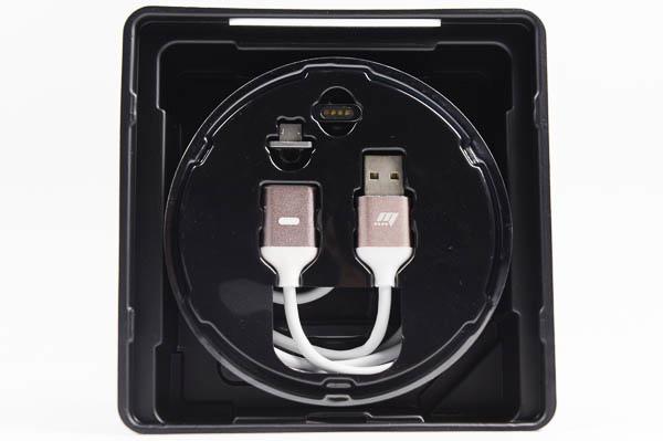 有呼吸燈的磁吸充電線-OKD Magneto Cable -6