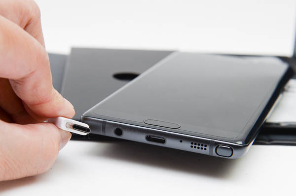 Galaxy Note 7 開箱、評測、實拍照-128