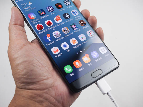 Galaxy Note 7 開箱、評測、實拍照-55