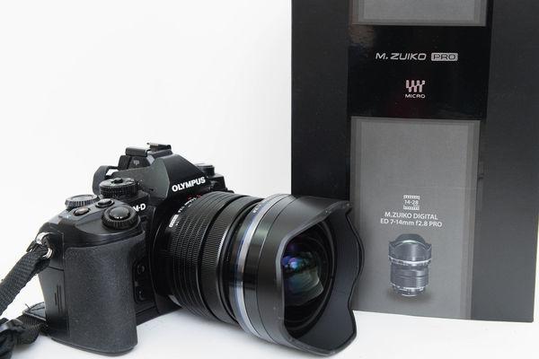 開箱-OLYMPUS 7-14mm F2.8 PRO-50