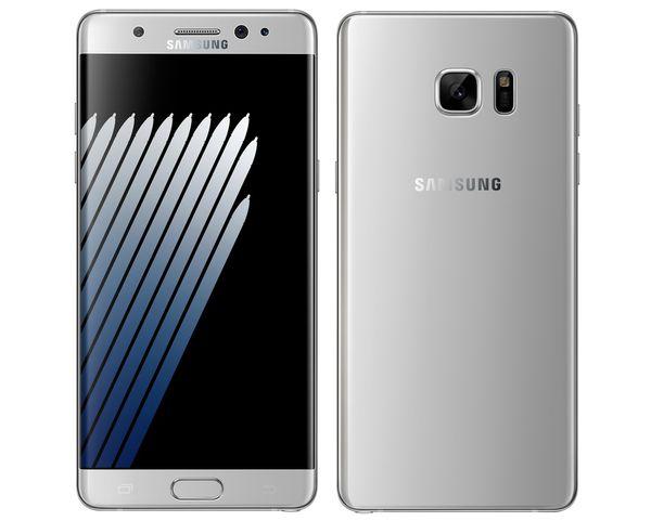 Samsung Galaxy Note7極地銀_01