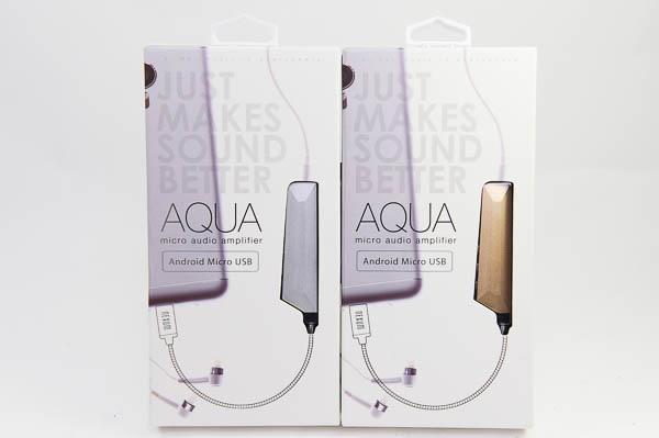 Android微型耳擴-NEXUM AQUA-16