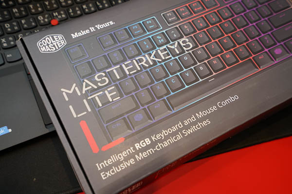 Cooler Master MasterKeys Lite L Combo RGB-2