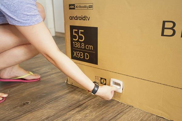 Sony Brivia 4K HDR電視(55X9300D)-3