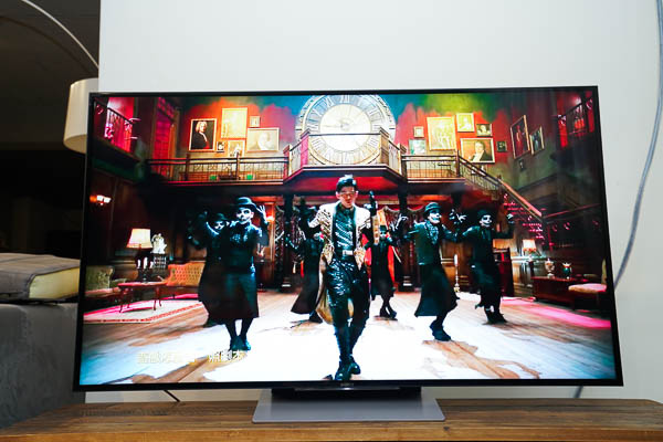 Sony Brivia 4K HDR電視(55X9300D)-176