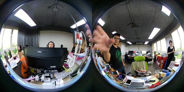 LG 360Cam 環景攝影機