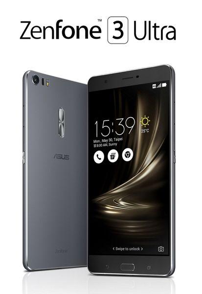華碩今揭露全新ZenFone 3系列智慧型手機,包括:再次為行動時尚做出最新詮釋的ZenFone 3、旗艦機ZenFone 3 Deluxe及內建獨立4K電視等級影像晶片的ZenFone 3 Ultra。 (1)