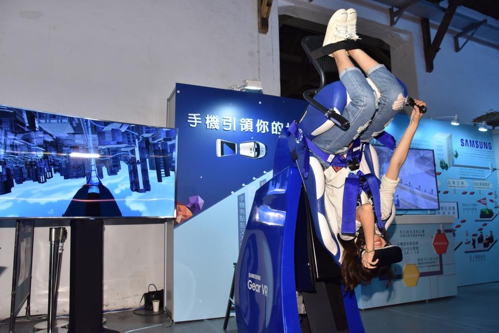 全球消費性電子領導品牌三星電子,今日攜手世新大學公廣系學生,打造虛實合一的Gear VR深度體驗