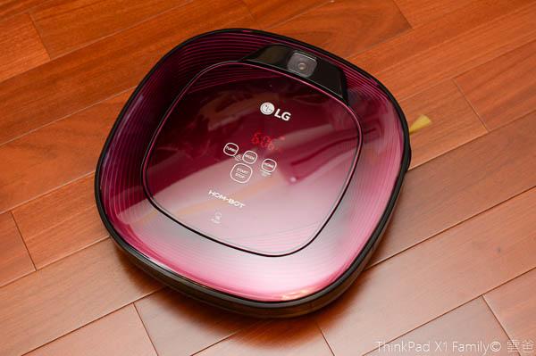 LG 雙眼小精靈-掃地機器人(VR64701LVM)-92