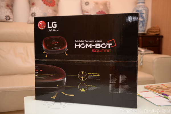 LG 雙眼小精靈-掃地機器人(VR64701LVM)-2