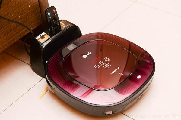 LG 雙眼小精靈-掃地機器人(VR64701LVM)-86