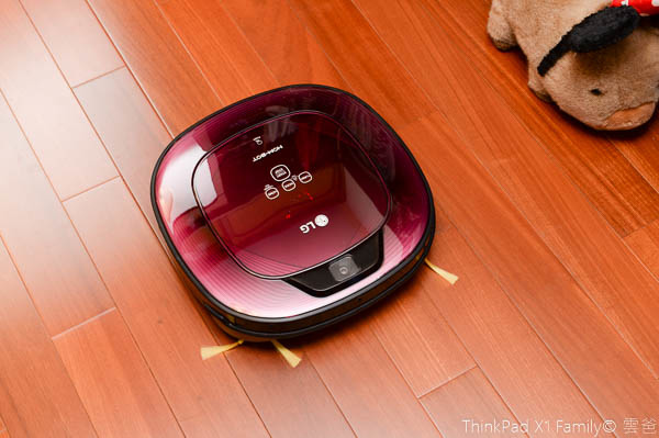 LG 雙眼小精靈-掃地機器人(VR64701LVM)-99