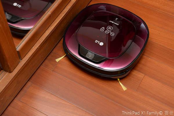 LG 雙眼小精靈-掃地機器人(VR64701LVM)-103