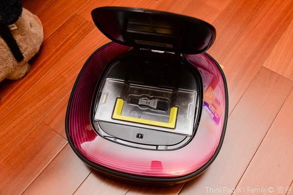 LG 雙眼小精靈-掃地機器人(VR64701LVM)-96