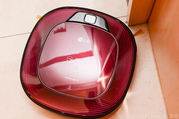 LG 雙眼小精靈-掃地機器人(VR64701LVM)-87