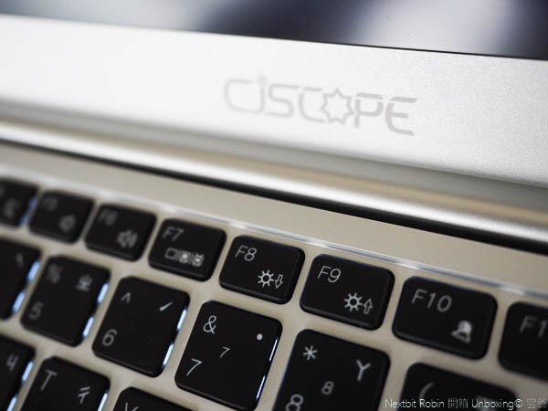 CJScope Z-230開箱,最像Macbook Aair的筆電-25