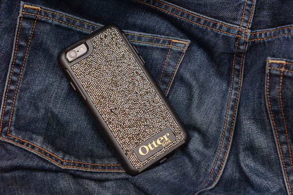 OtterBox Symmetry璀璨水晶限量版手機保護殼-52