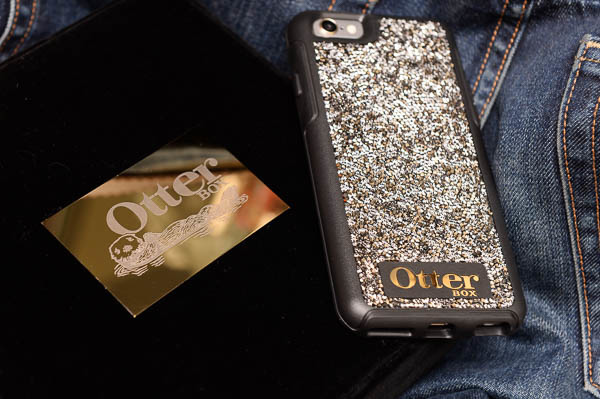 OtterBox Symmetry璀璨水晶限量版手機保護殼-55