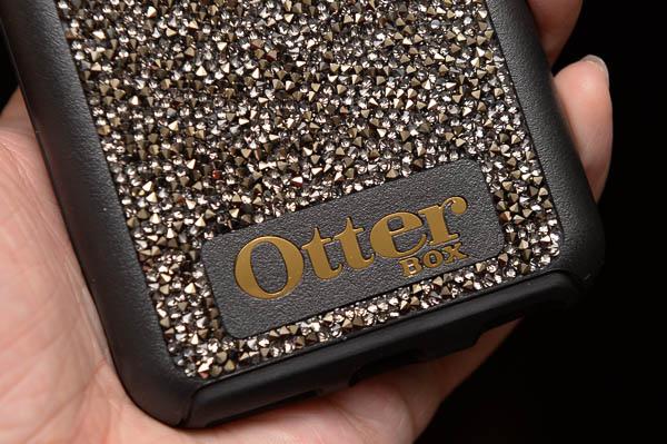 OtterBox Symmetry璀璨水晶限量版手機保護殼-33