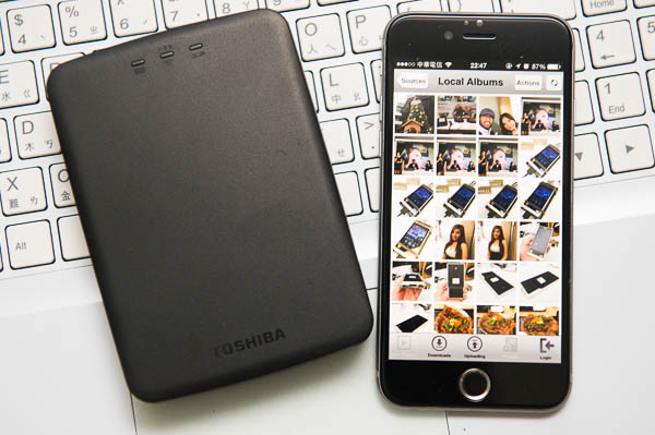 Toshiba Canvio AeroCast外接式硬碟-50