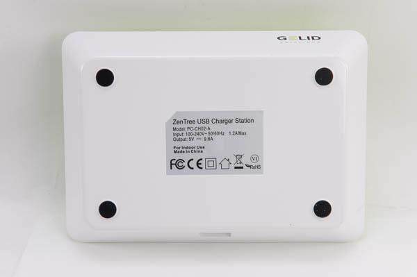 Zentree USB充電收納盒-開箱-14