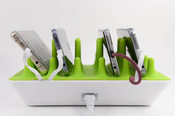 Zentree USB充電收納盒-開箱-35