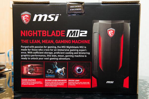 msi Nightblade MI2-11