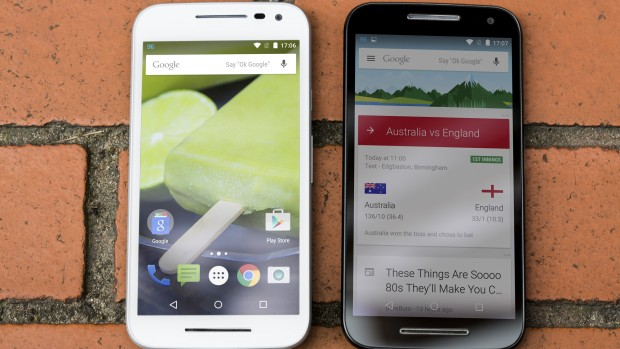 Motorola Moto G 3 review: Motorola's new budget handset looks very different