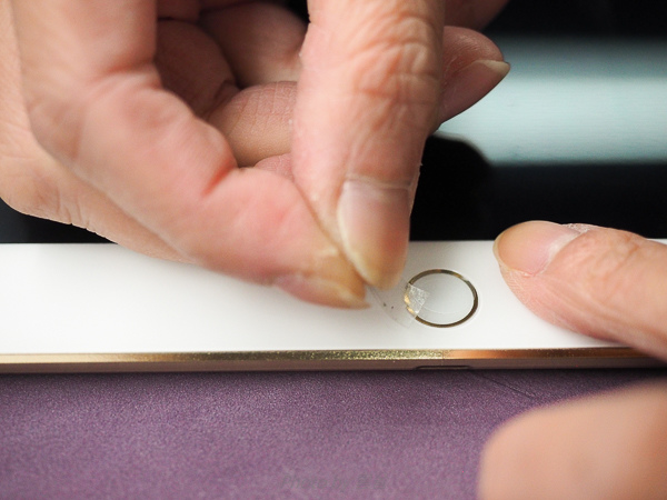 imos滿版玻璃保護貼for ipad Pro -50