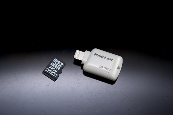 PhotoFast 蘋果microSD讀卡機-22