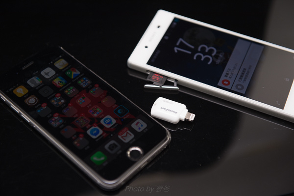 PhotoFast 蘋果microSD讀卡機-49
