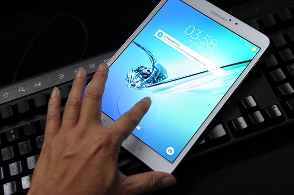 Galaxy Tab的s2-84