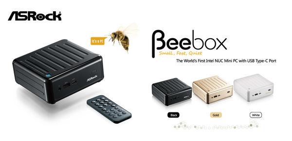 迷你電腦Beebox