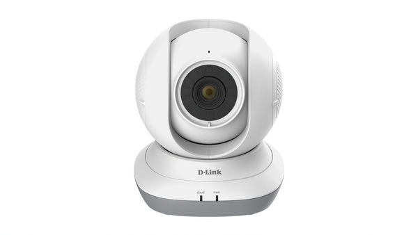 DCS-855L-HD Pan & Tilt Wi-Fi Baby Cam